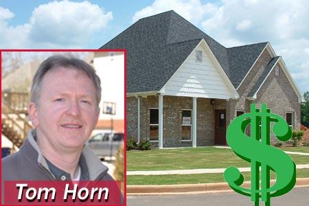 Thomas Horn, Appraiser
