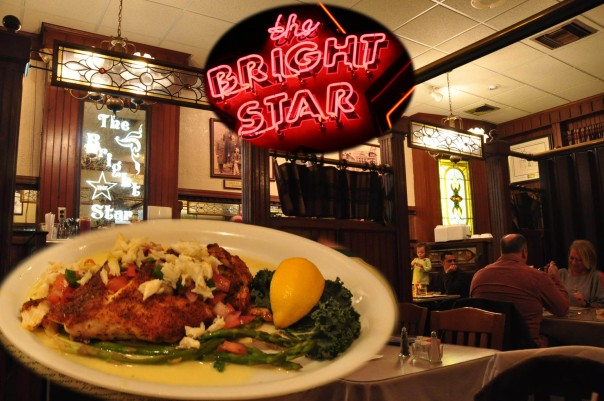 A visit to the Bright Star in Bessemer is a must...
