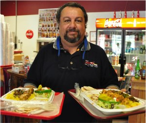 Mike Alassi, Owner, Go-2-Grill, Hoover, Alabama